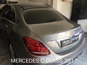 mercedes c220 2017