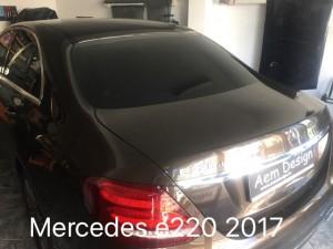 Mercedes e220 2017